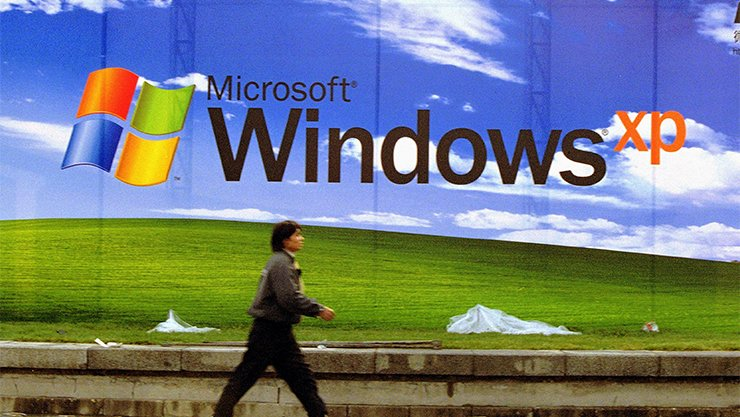 Microsoft liefert Windows XP-Patch aus