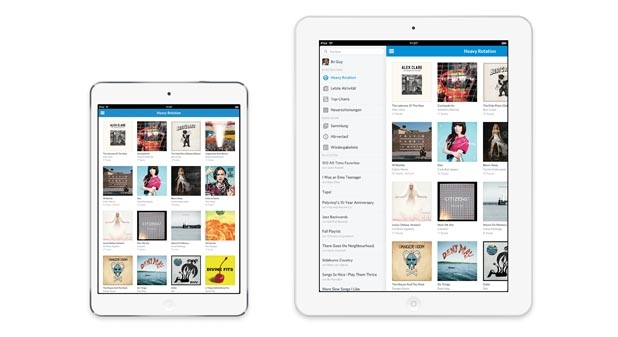 Rdio: Streaming-Dienst schafft Limit ab