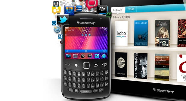 Blackberry 10: Anfang 2013