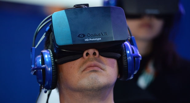 Facebook kauft Oculus VR