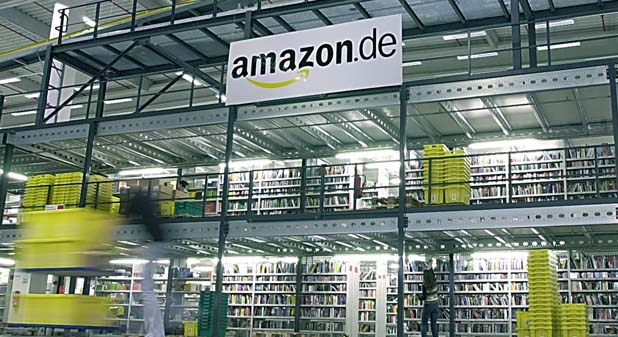 Amazon baut Cloud Drive aus