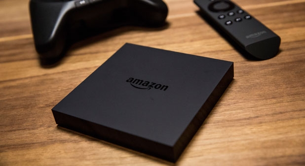 Fire TV: Amazon stellt Set-Top-Box vor