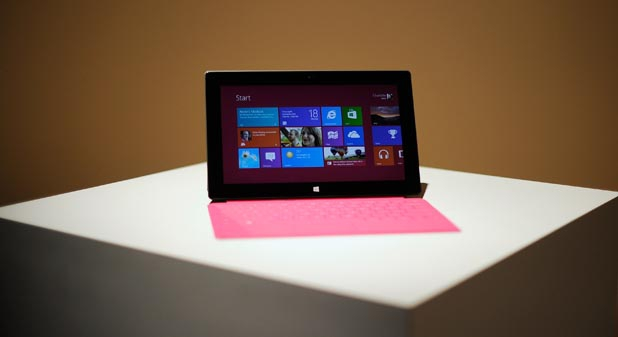 Microsoft plant 7-Zoll-Surface
