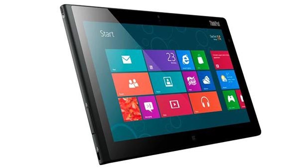 Lenovo Thinkpad Tablet 2: Mit Windows 8