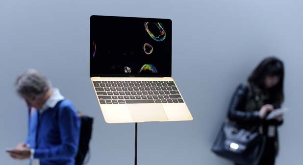 Keynote: MacBook stiehlt Apple Watch die Show