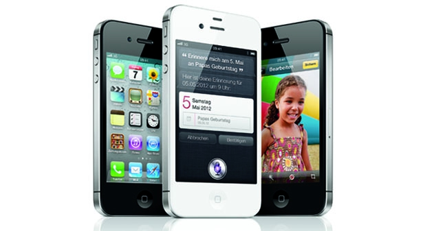 iPhone 5 mit Vier-Zoll-Display