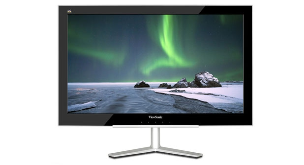 ViewSonic: Neuer Widescreen-Monitor
