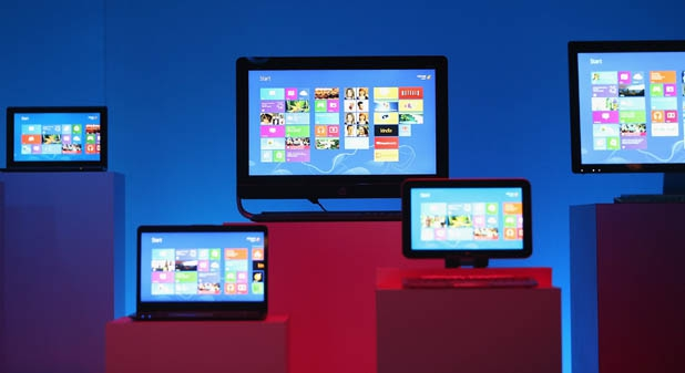 Windows Blue: Neues Microsoft-System bereits 2013?