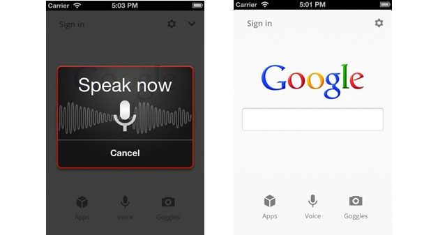 Google optimiert iPhone-App