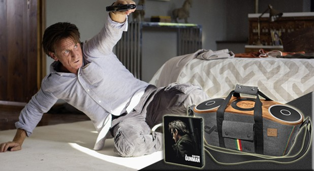 The Gunman: Gewinne starke Fan-Items