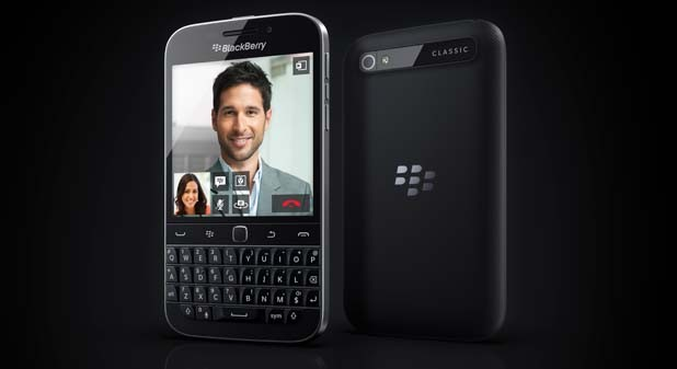 Blackberry arbeitet an Android-Phone mit Tastatur