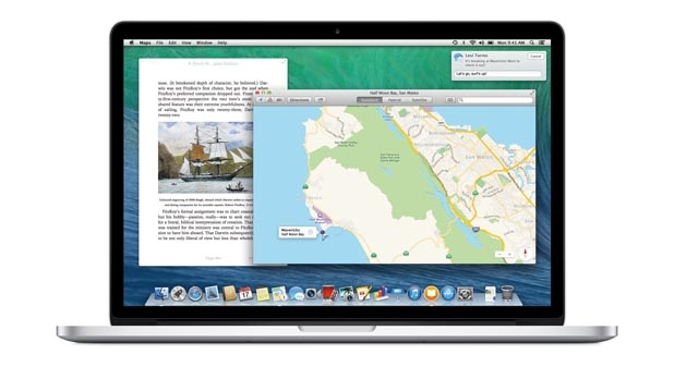 Mac OS X: Update behebt Mail-Probleme