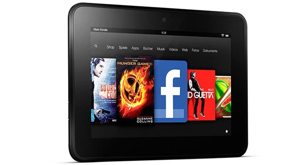 Lovefilm ab sofort auf Kindle Fire