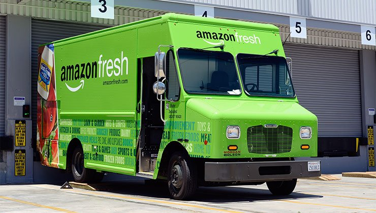 Amazon Fresh startet in Deutschland