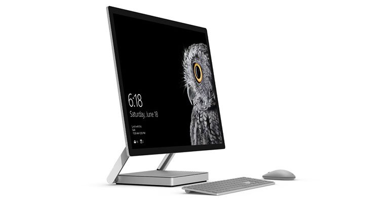 Surface Studio: Das kann Microsofts All-in-One-PC