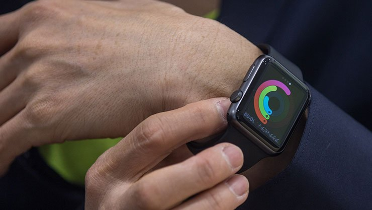 Apple entwickelt EKG-Feature für Apple Watch