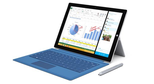 Surface Pro 3 will den Laptop ersetzen