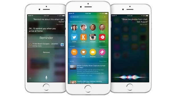 iOS 9: Release und Features