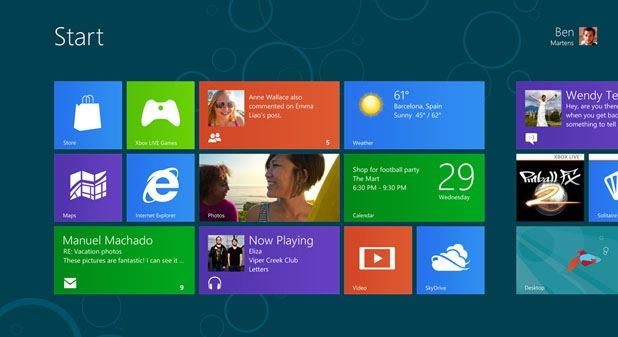 Windows 8 Beta steht zum Download bereit